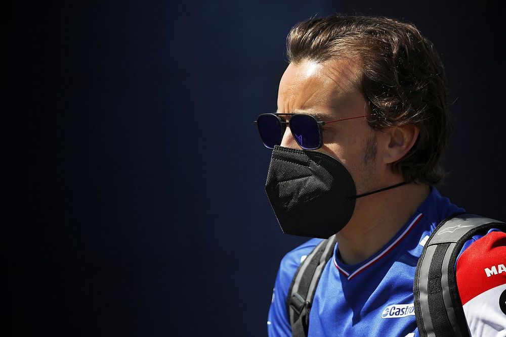 Alonso Berharap Dipertahankan Alpine F1 hingga 2024