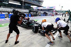 "Bottas calls Styrian GP pitlane spin penalty ""quite harsh"""