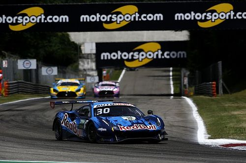 Monza DTM: Lawson wins for Red Bull as GT3 era begins