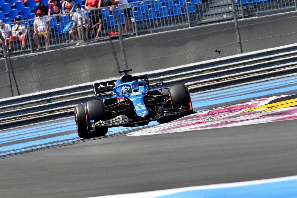 Un GP de France aux antipodes pour Alonso et Ocon
