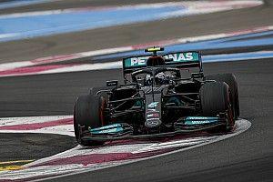 Bottas szerint mindent kihozott a Mercedesből