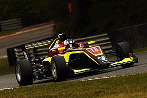 Why only title success will do for British F3's returning favourite