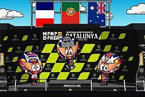 Vídeo: el polémico GP de Catalunya de MotoGP, por MiniBikers
