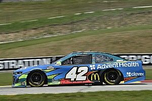 """Ross Chastain says pair of Ganassi top-10s """"a calming factor"""""""