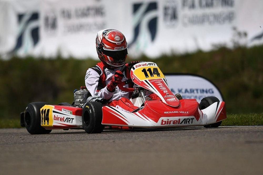 Europeu de Kart: Morgatto parte para segunda etapa do campeonato
