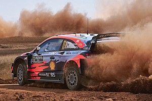WRC, Rally Safari, PS14: problemi a una sospensione per Neuville