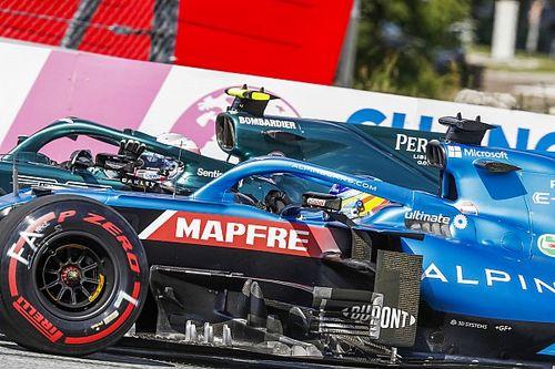 Alonso: FIA moet voordringen in kwalificatie helpen voorkomen