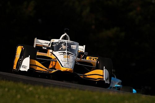 """Newgarden: """"If you try to predict the race, it does the opposite"""""""