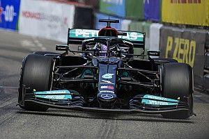 """Bakou ne convient """"pas particulièrement"""" à la Mercedes"""