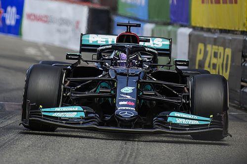 Mercedes begrijpt niet waarom het steeds verkeerd gaat in Monaco