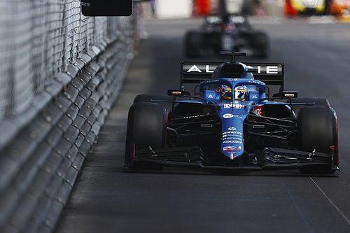 """Alonso califica de """"decepcionante"""" su paso por Mónaco"""