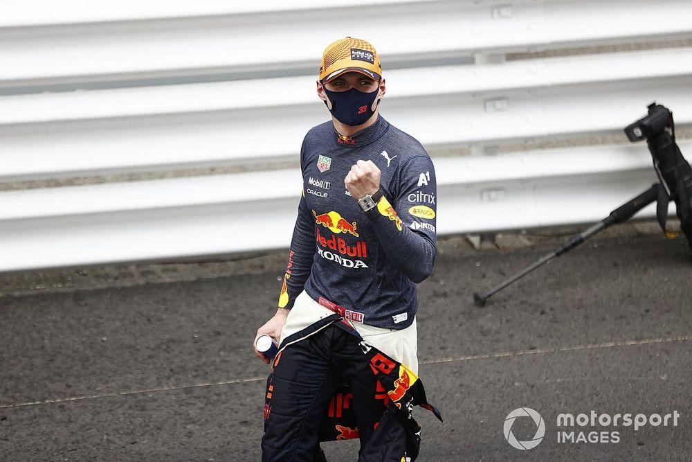 """Verstappen: """"Actions speak louder than words"""" after Monaco F1 win"""