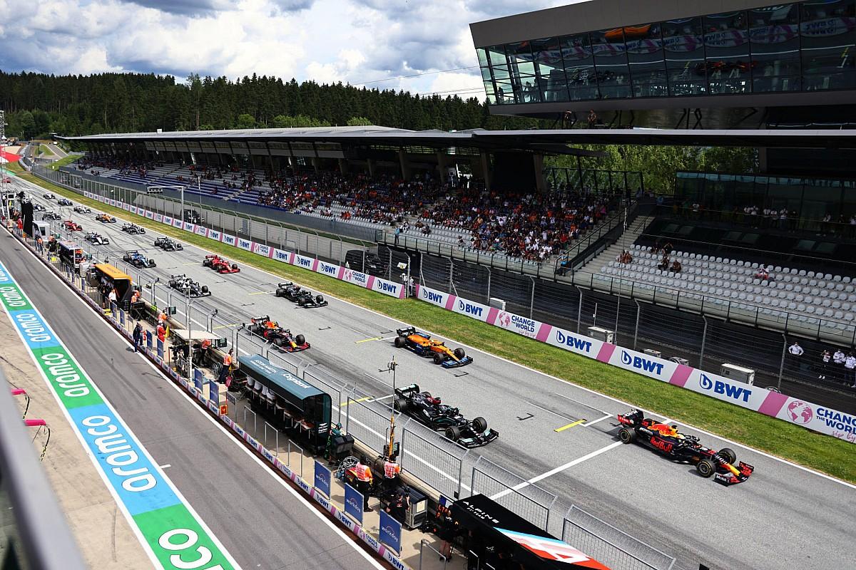 La Fórmula 1 será patrocinada por criptomonedas