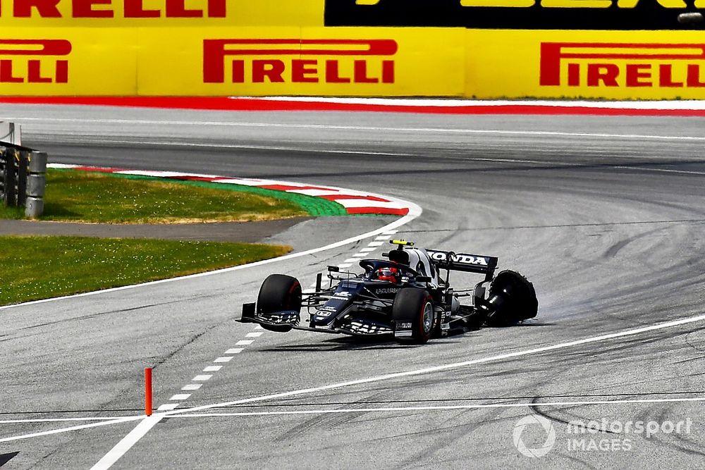 Gasly, Steiermark GP'de Leclerc'le olan temasının incelenmemesine şaşırmış