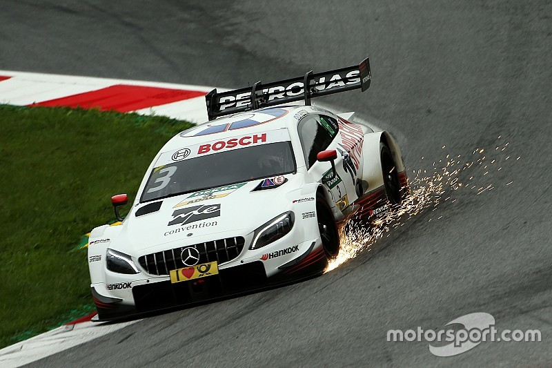 "Mercedes wary of ""negative spiral"" ahead of DTM decider"