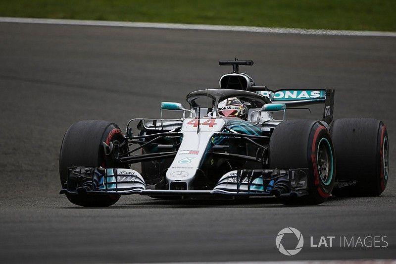 Hamilton: Monza no será tan difícil como Spa para nosotros