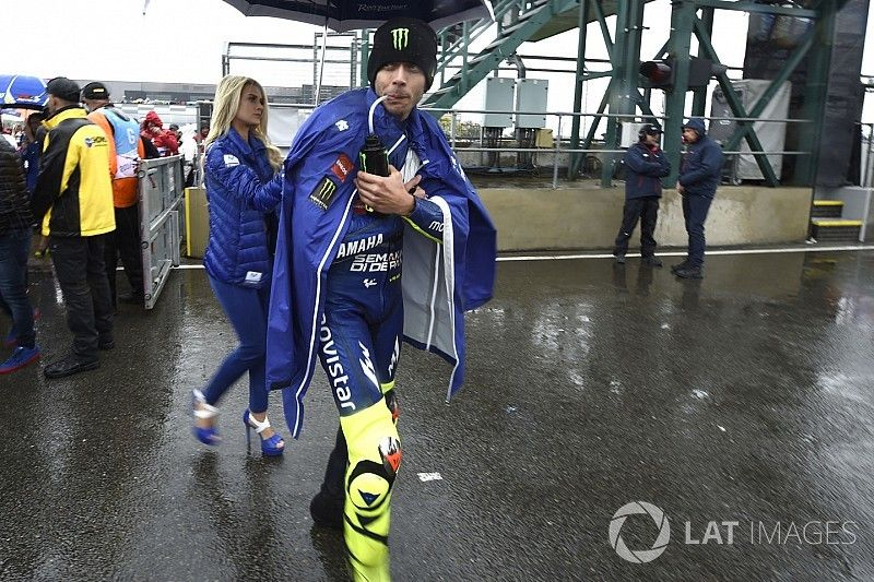 El Gran Premio de Gran Bretaña, cancelado definitivamente por la lluvia