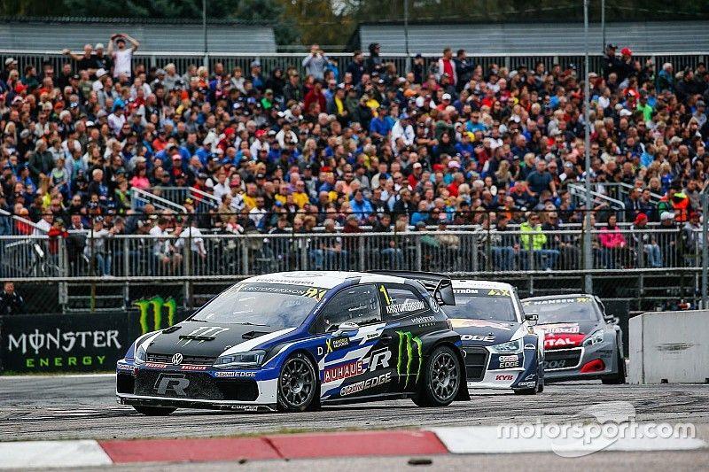 Letonya Dünya RX: Kristoffersson kazanarak şampiyonluğa bir adım daha yaklaştı