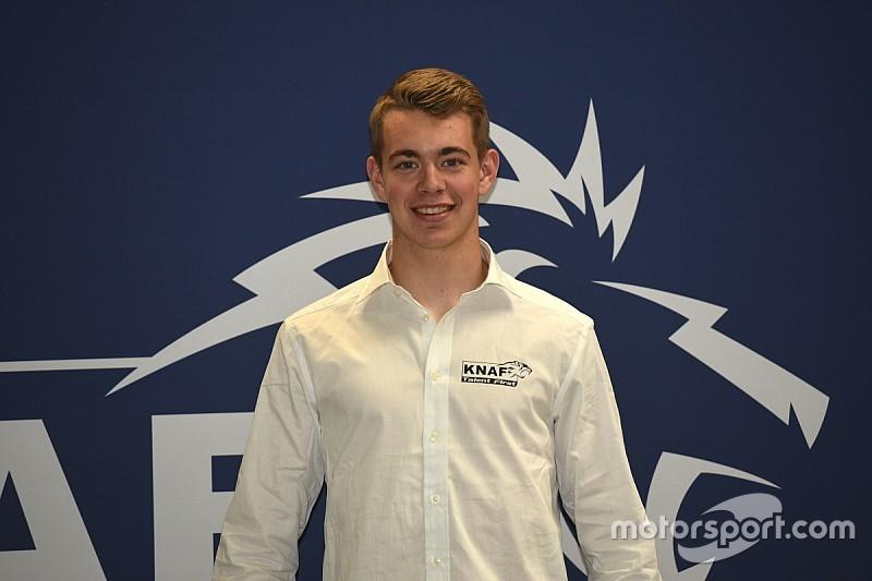 Verschoor promoveert naar GP3 bij MP Motorsport