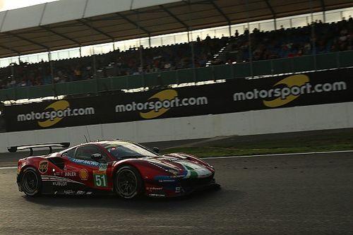 Calado: Meski menang, Ferrari butuh BoP
