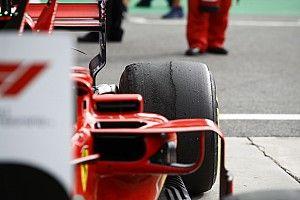 Pirelli: Blaarvorming bij Raikkonen door samenloop van omstandigheden