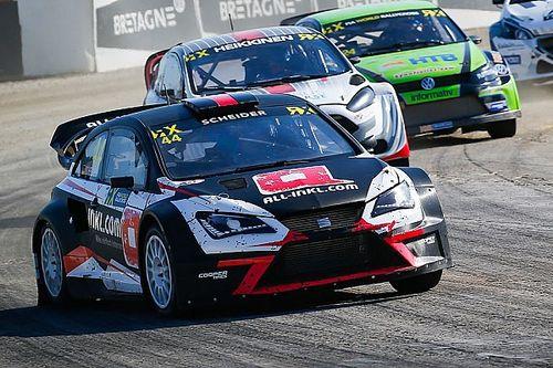 """Rallycross-WM für Timo Scheider auch 2019 """"ein Thema"""""""