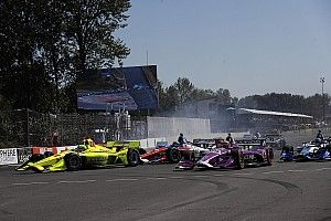 """Potential """"chaos"""" at Portland's notorious Turn 1, says Bourdais"""