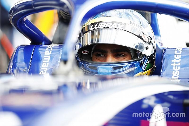 Sergio Sette Camara subito in vetta nelle Libere di Monza
