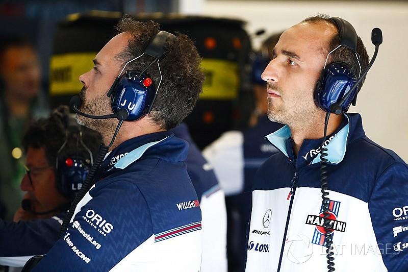 Ericsson miatt bukhatja Kubica a williamses lehetőséget