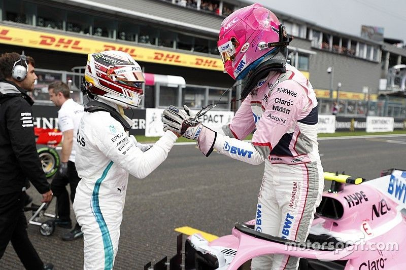 """Mercedes sees """"benefit"""" in closer Force India ties"""