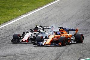 Los comisarios deciden no sancionar el incidente Magnussen-Alonso de Monza
