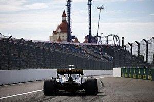 Онлайн. Гран При России: первая тренировка