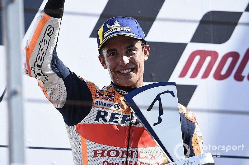 """Márquez : """"Une grande saison jusqu'à présent"""""""