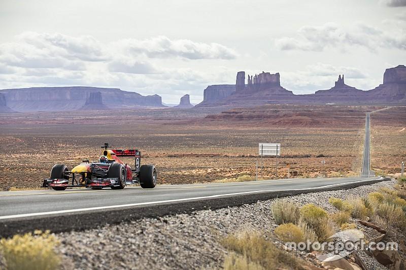 A Red Bull és Ricciardo amerikai túrával indította a nyári szünetet (galéria és videó)