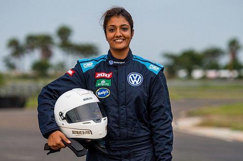 How Shivani is making a mark in maiden racing season