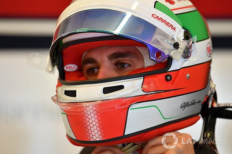 """Sticchi Damiani: """"Ringrazio la Ferrari per aver sostenuto il passaggio di Giovinazzi in Sauber"""""""
