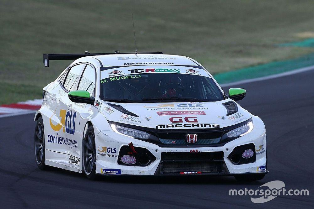 TCR Italy: Max Mugelli torna sulla Honda di MM Motorsport