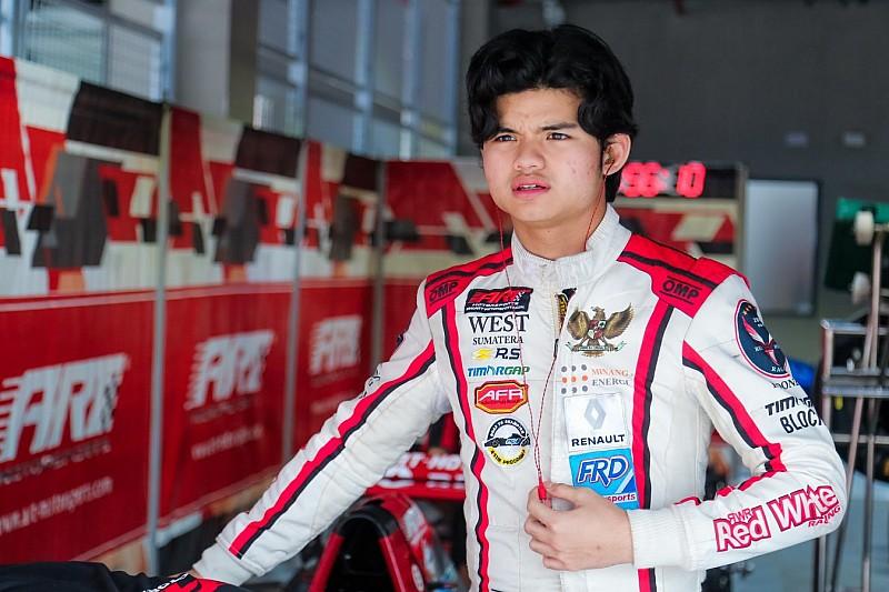 AFR Zhuhai II: Dana podium lagi, Keanon P10