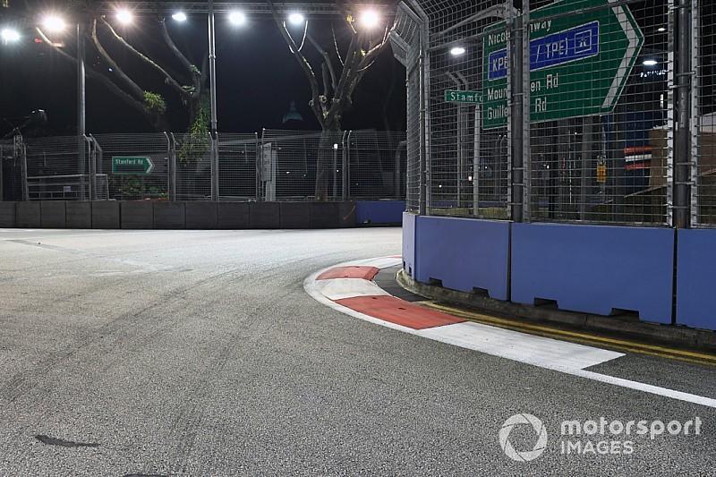 Анонс Гран При Сингапура: все о трассе в Марина-Бэй