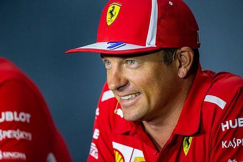 Kimi Räikkönen wraca do Saubera