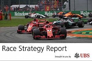 La estrategia del GP de Italia: cómo se desvaneció el plan de Ferrari