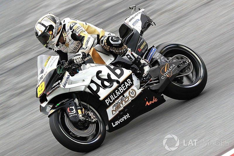 MotoGP-team Nieto in 2019 weer actief in Moto2