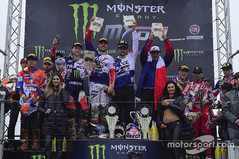 Titelverdediger Frankrijk laat Musquin thuis voor Motocross of Nations