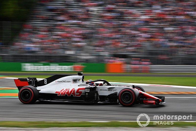 """Grosjean dice que hay una """"falta de respeto"""" hacia Haas"""