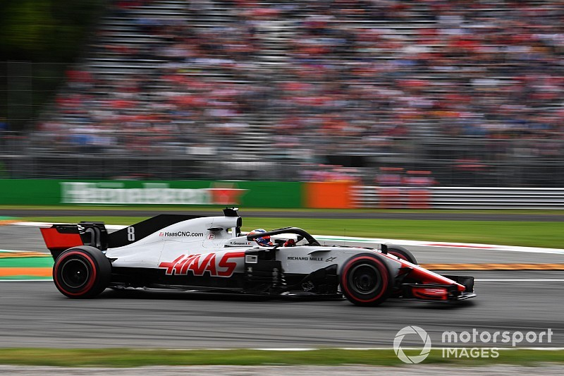 "Haas critics show ""lack of respect"", says Grosjean"