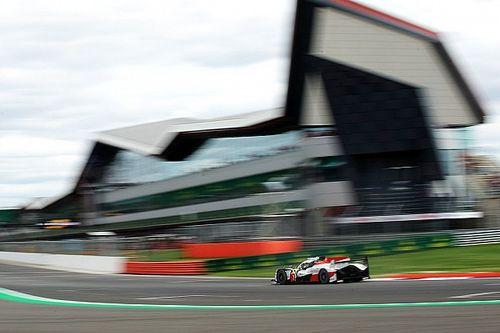 El Toyota #7 domina los segundos libres
