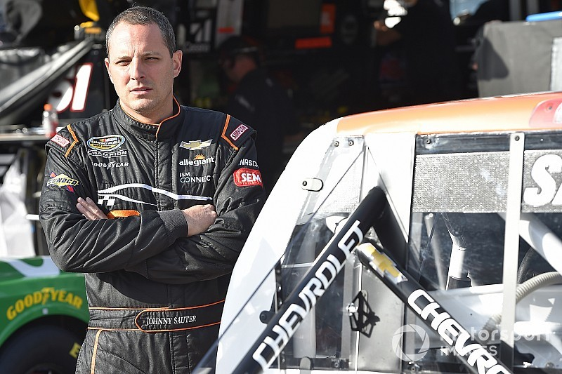 GMS Take on Trucks: Johnny Sauter confident going into Talladega