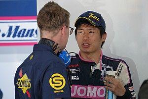 金曜トップの大嶋和也「少ないデータからしっかりセットアップしたい」