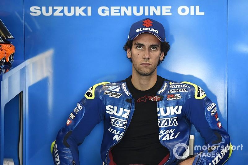 Jelang balapan Asia, Rins yakin Suzuki semakin baik