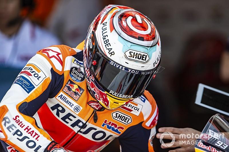 Marquez kockáztatott, Dovizioso boldog, Iannone esélytelennek érezte
